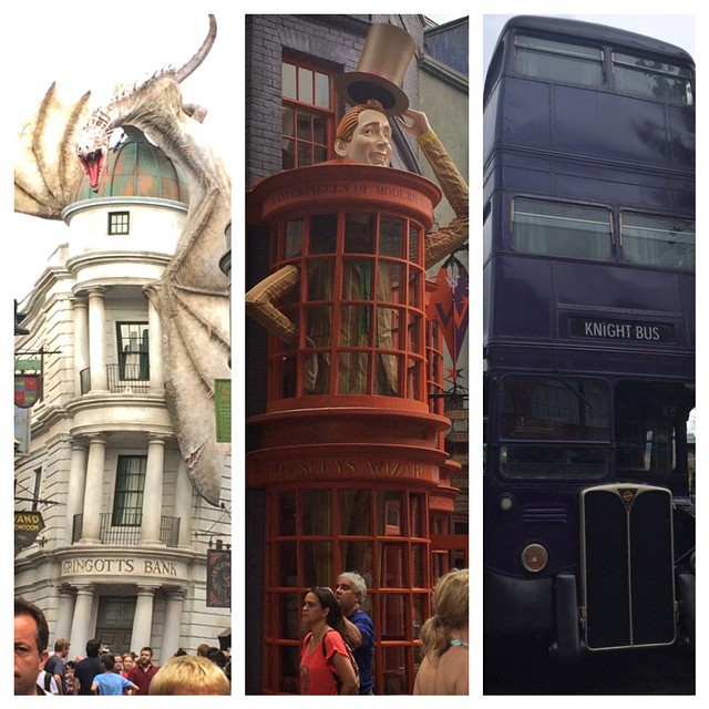 Harry Potter Theme Park | Aglobalstroll.com