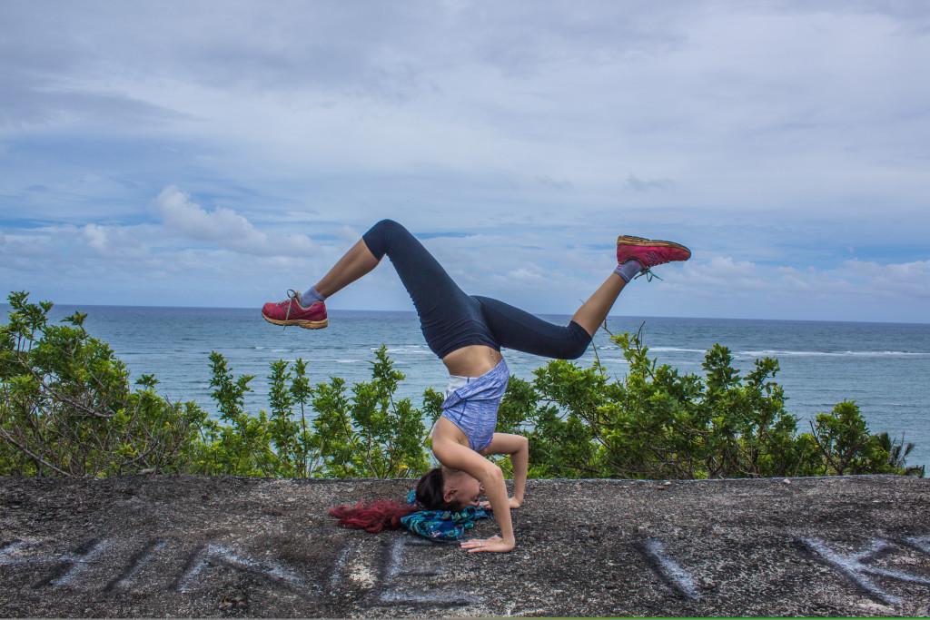 Crouching Lion Hawaii