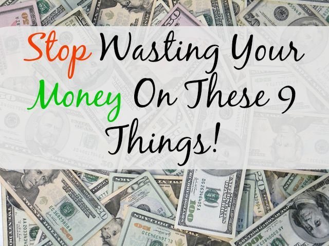 Stop Wasting Your Money | Aglobalstroll.com