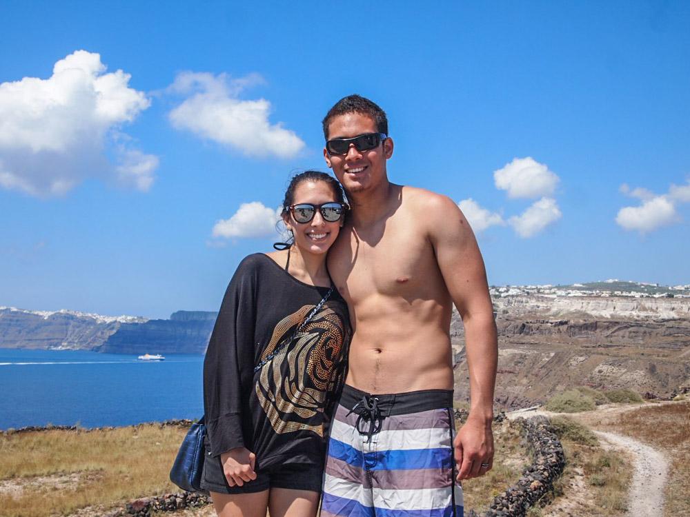 Santorini Travel Blog