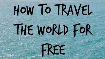 travel for free