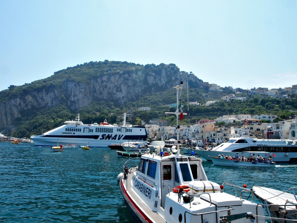 Ana Capri Greece