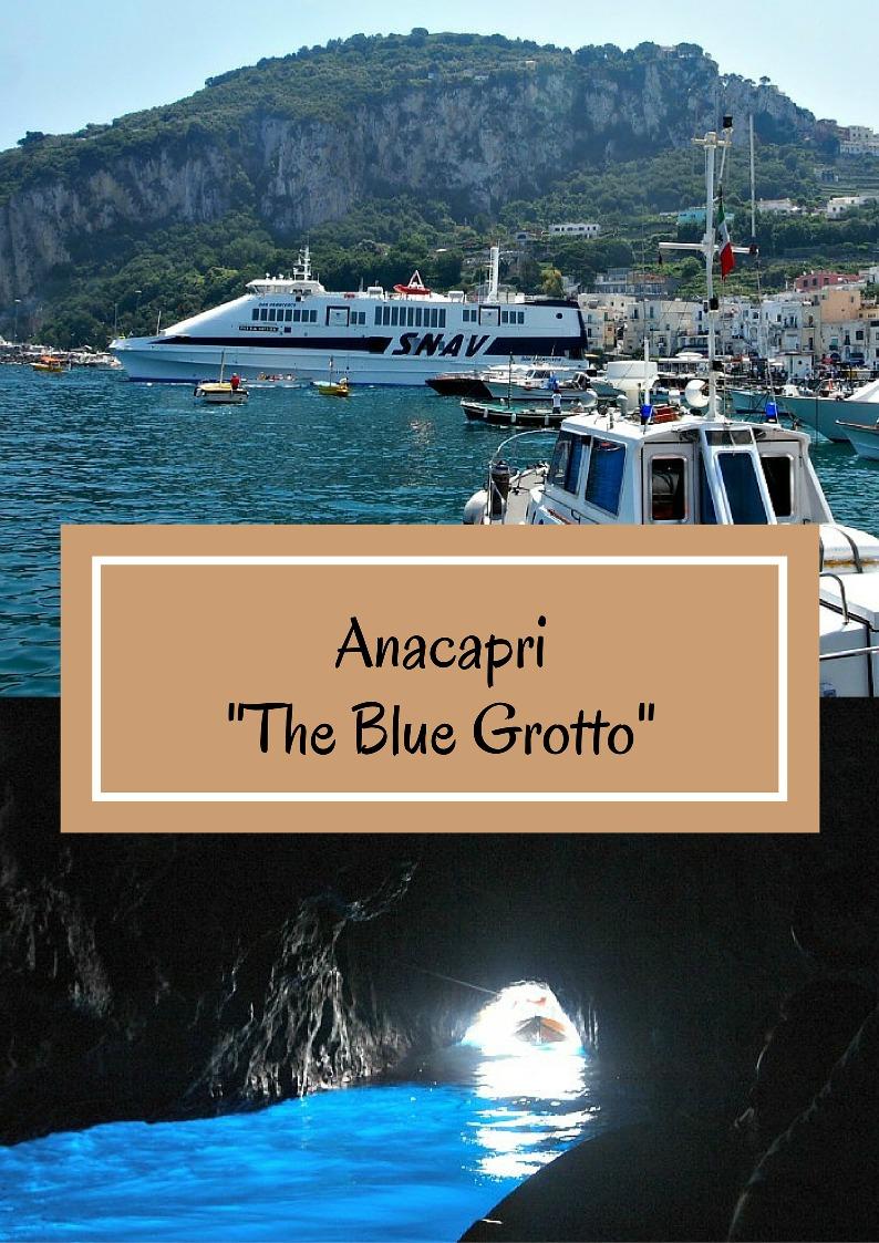 Anacapri Italy