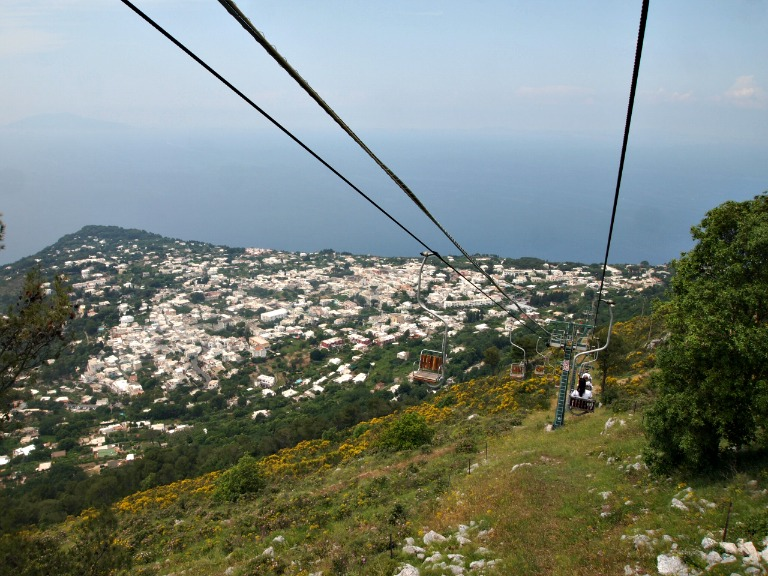 Ana Capri Chair Lift
