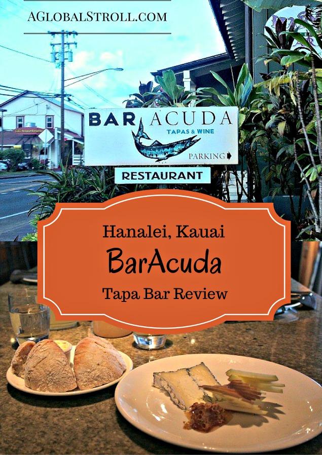 BarAcuda Tapas Kauai