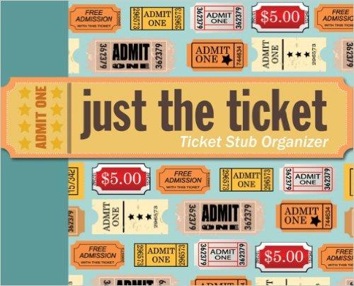 Ticket Stub Organizer