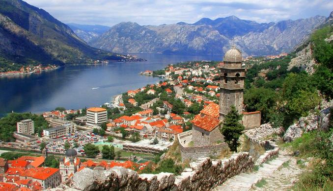 Montenegro Travel Destination 2016
