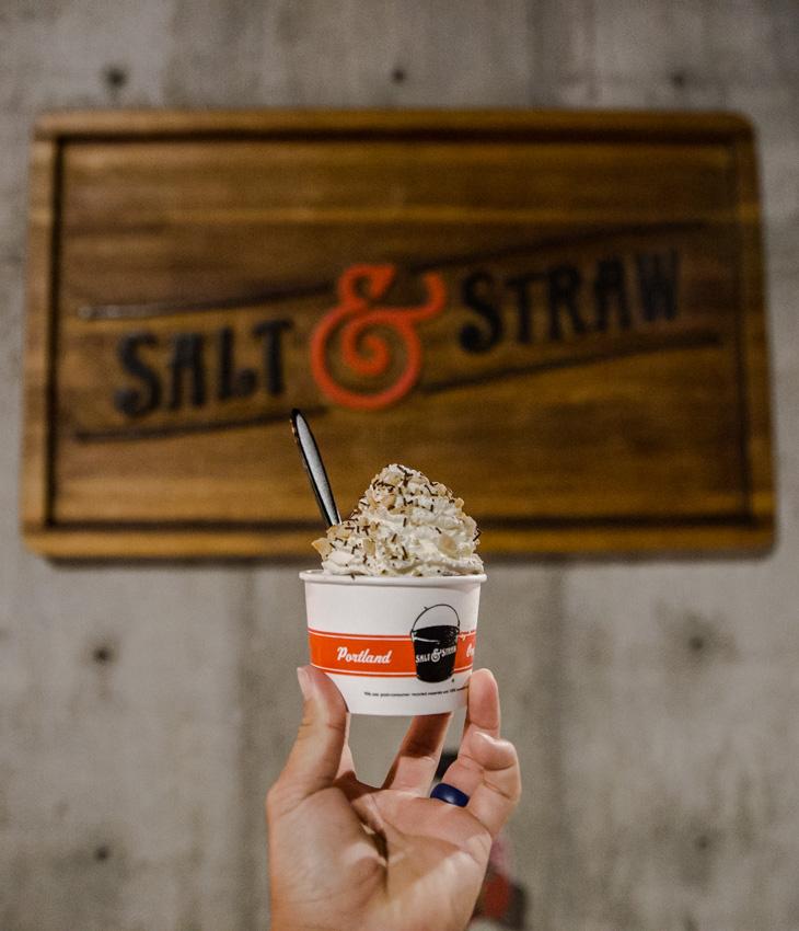 Salt & Straw Portland Oregon