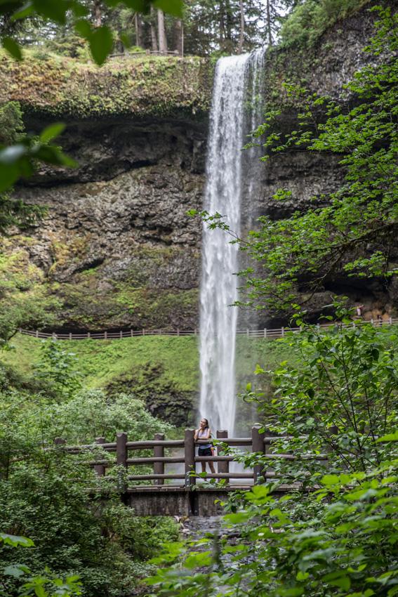 Trail of Ten Falls Loop Hike Oregon