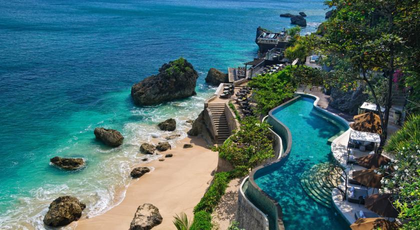 Ayana Resort Bali Infinity Pool