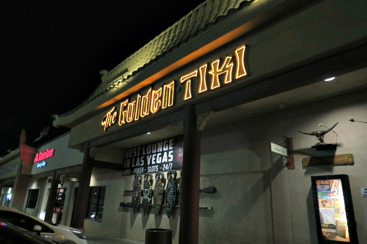 The Golden Tiki Las Vegas