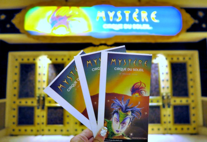 Mystere by Cirque Du Solei