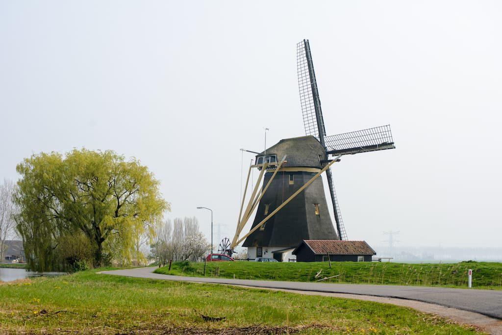 Airbnb Windmill Amsterdam