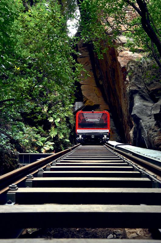 Scenic Railway Scenic World Australia