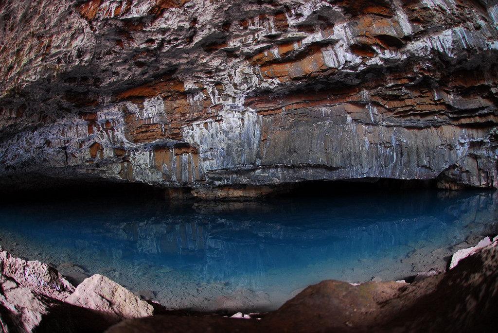 Waikapalae Cave Kauai