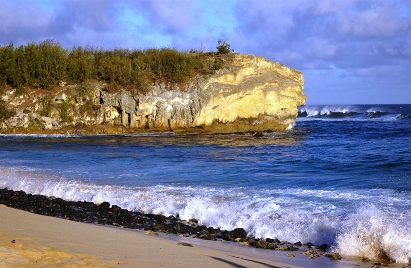 Shipwreck Beach Hawaii
