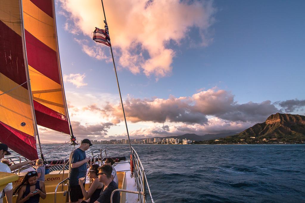 Hawaii Booze Cruise Na Hoku