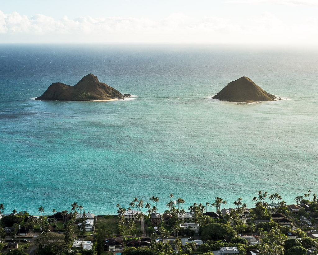 Lanikai Pillboxes Hike Hawaii