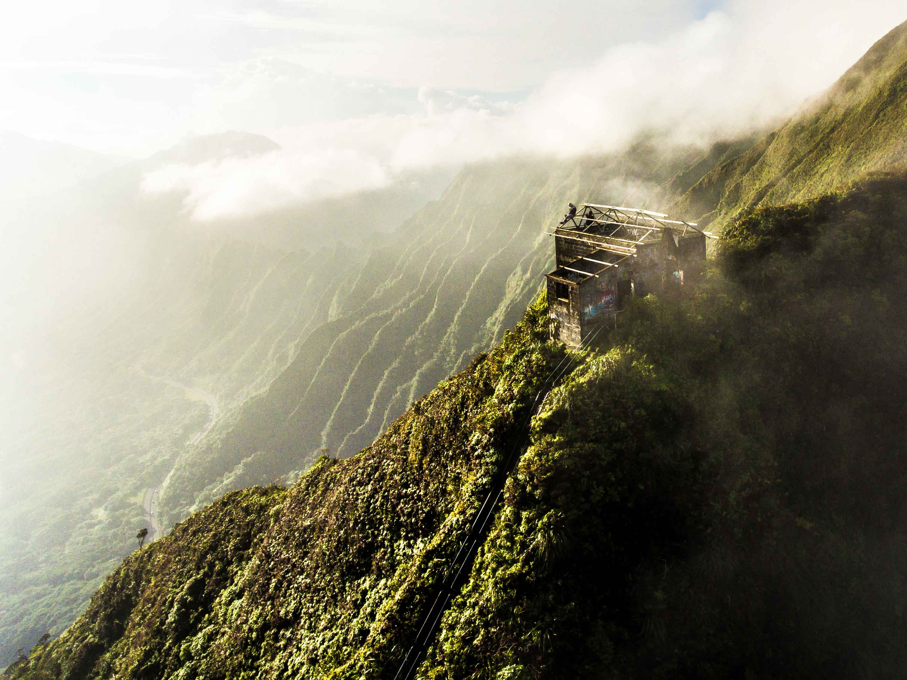 Stairway to Heaven Hike Hawaii