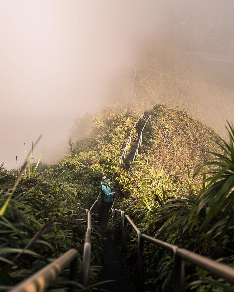 Haiku Stairs Hawaii