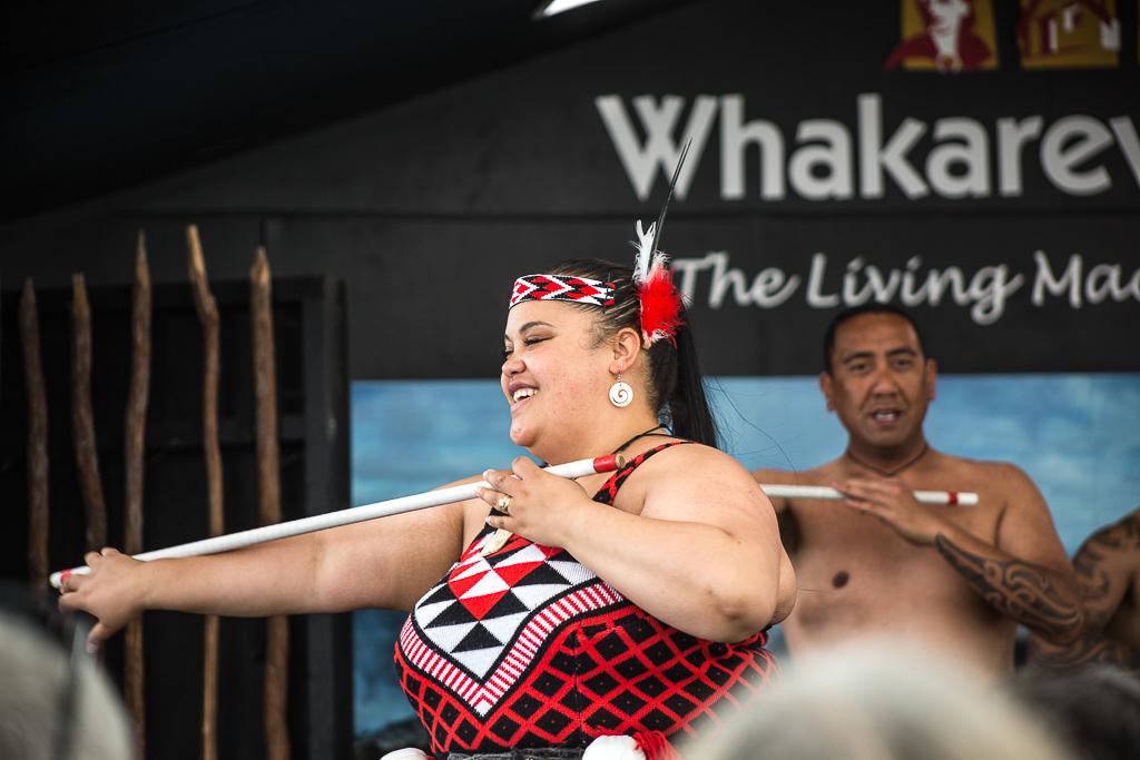 whakarewarewa the living maori village