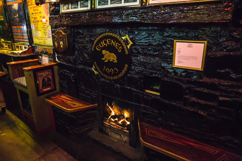 Eugene's Bar Ireland Pub