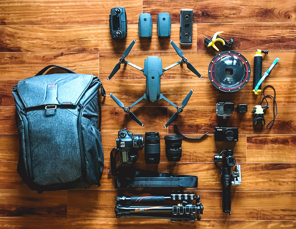 Blogger Photography Gear