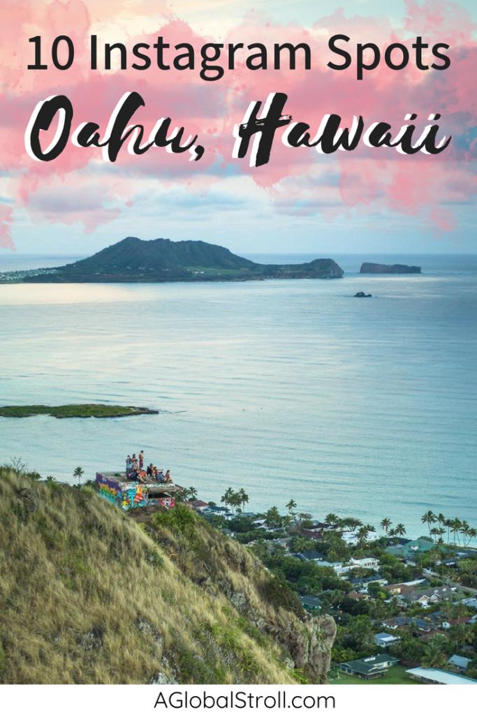 Oahu Instagram Spots