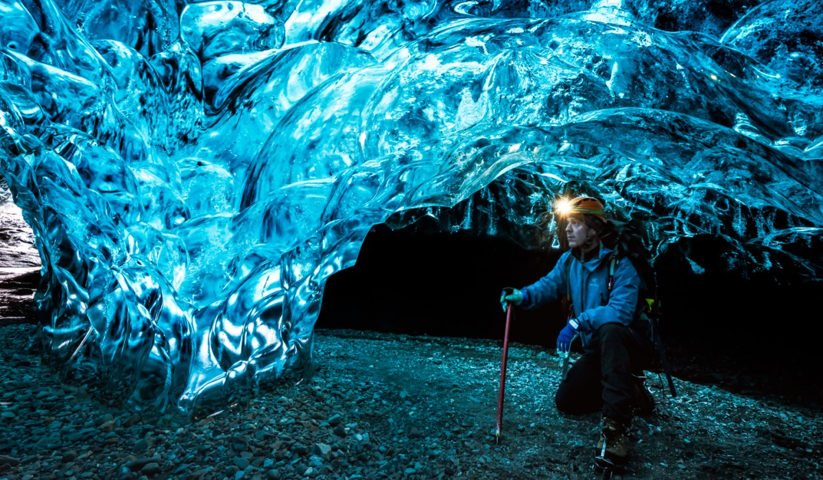 Iceland Ice Cave