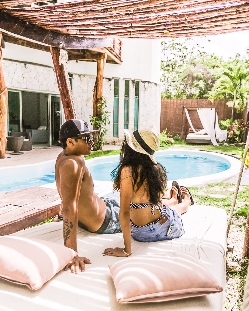 Harmony Glamping Hotel and Boutique Tulum Mexico
