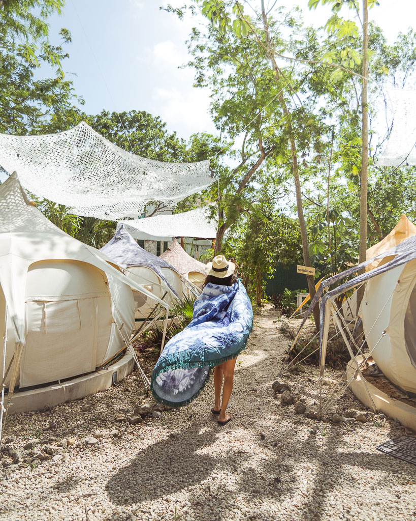 Harmony Glamping Tulum Mexico