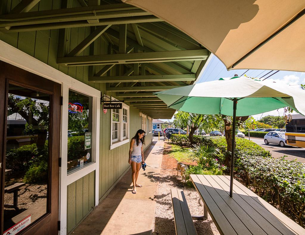 the beet box cafe haleiwa hawaii