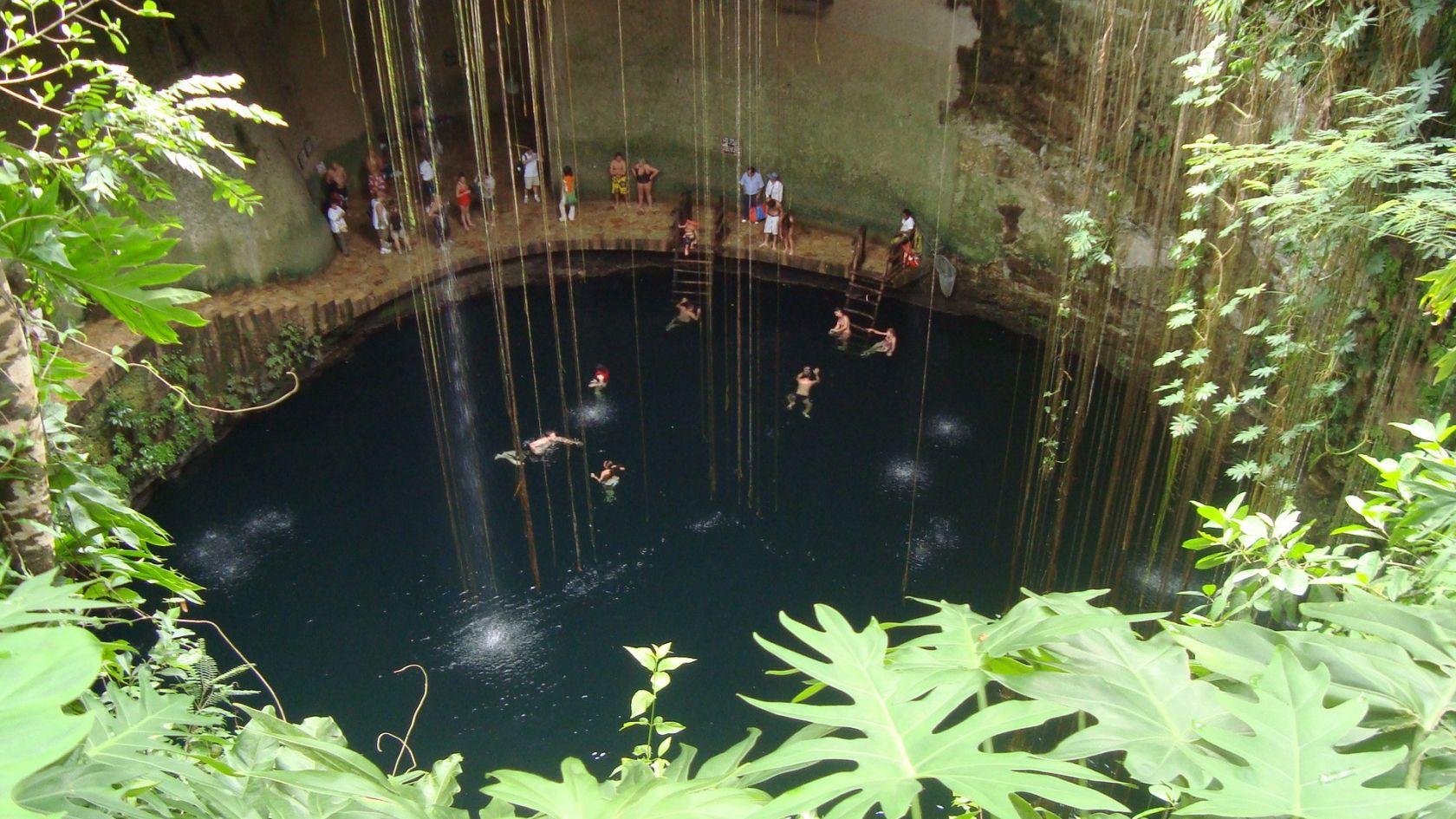 Gran Cenote Mexico
