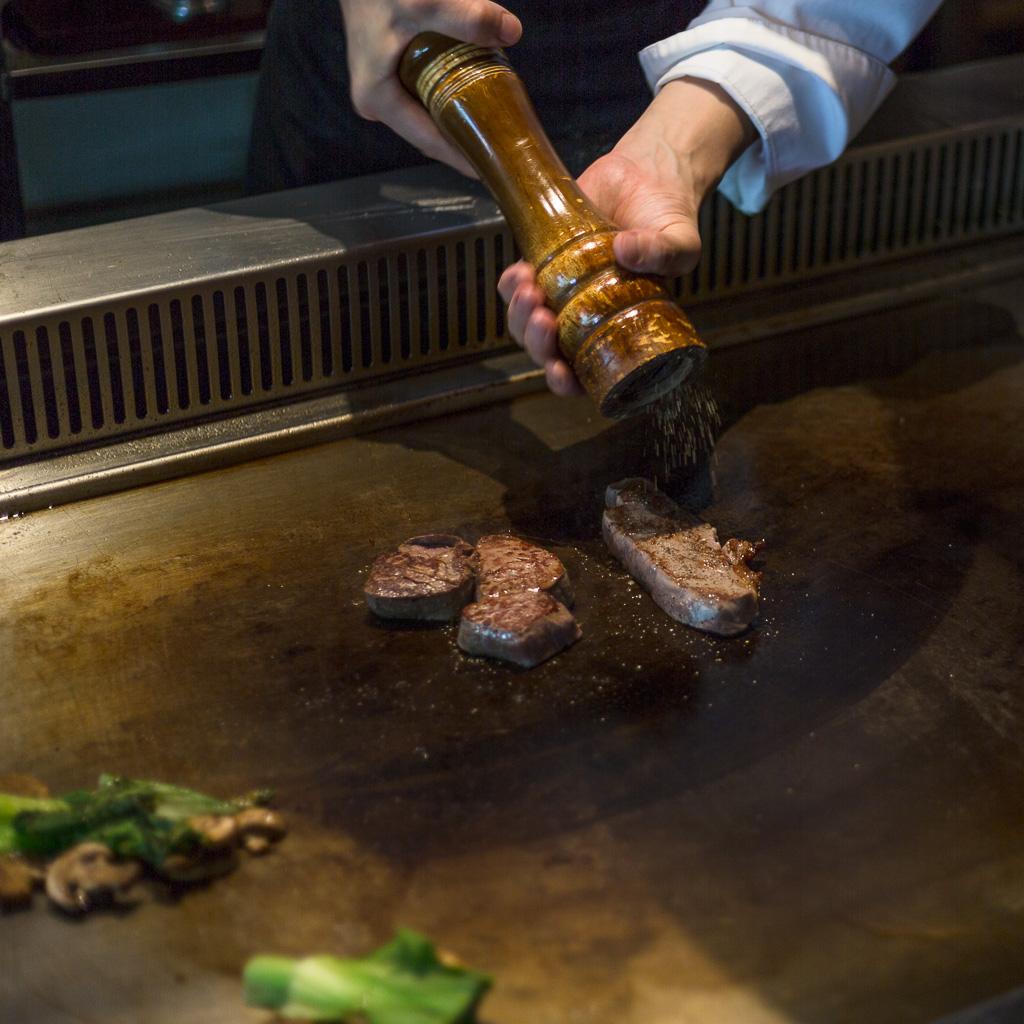 New At Okonomiyaki Chibo