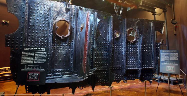 titanic museum las vegas