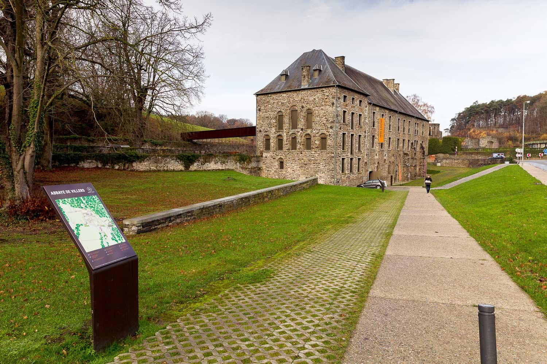 Abbaye De Villers Belgium