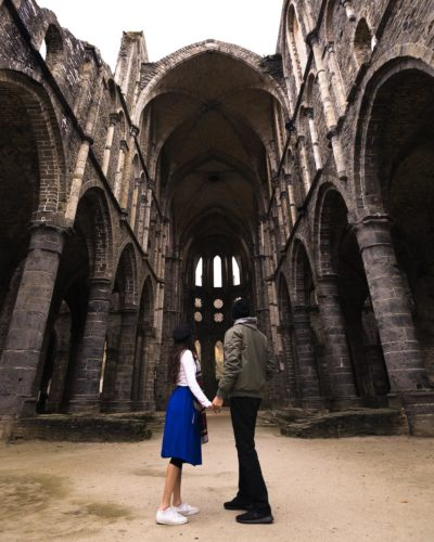 Villers Abbey Belgium