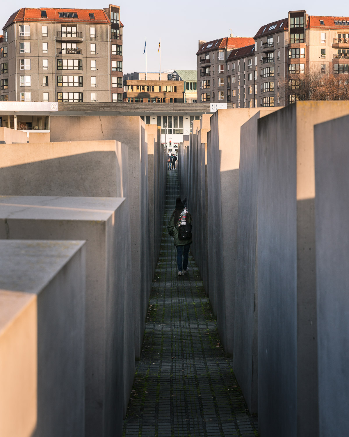 Murdered Jews Memorial Berlin Germany