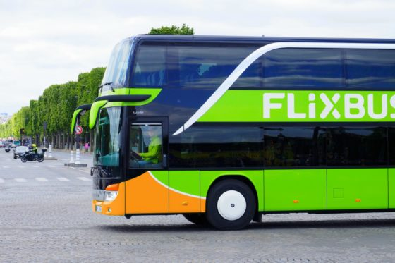 flixbus europe bus travel