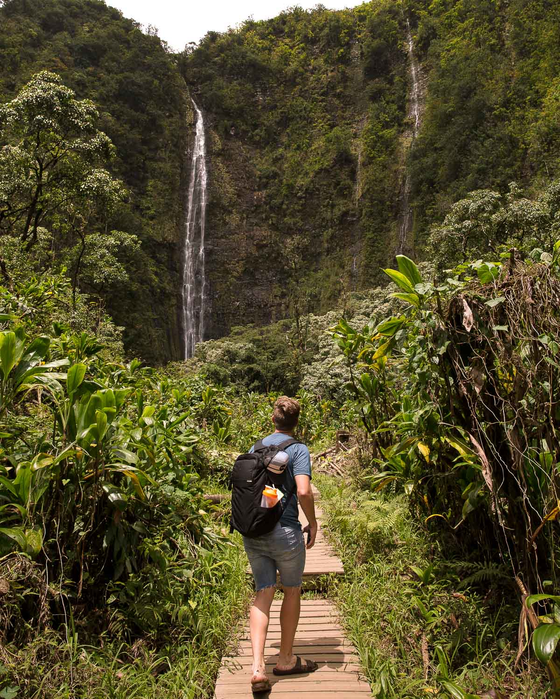 Waimoku Falls Kipahulu Maui