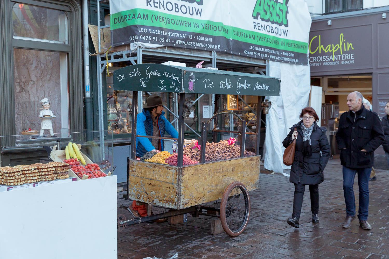Cuberdone Ghent Belgium
