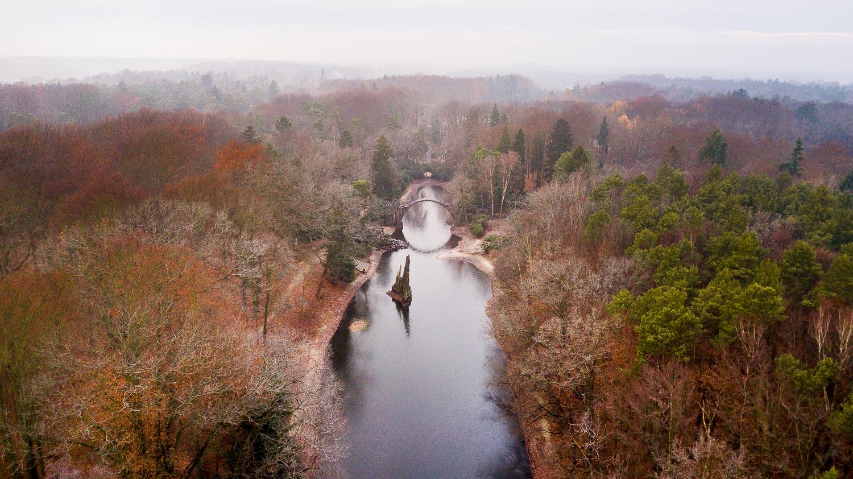 Kromlau Park Germany
