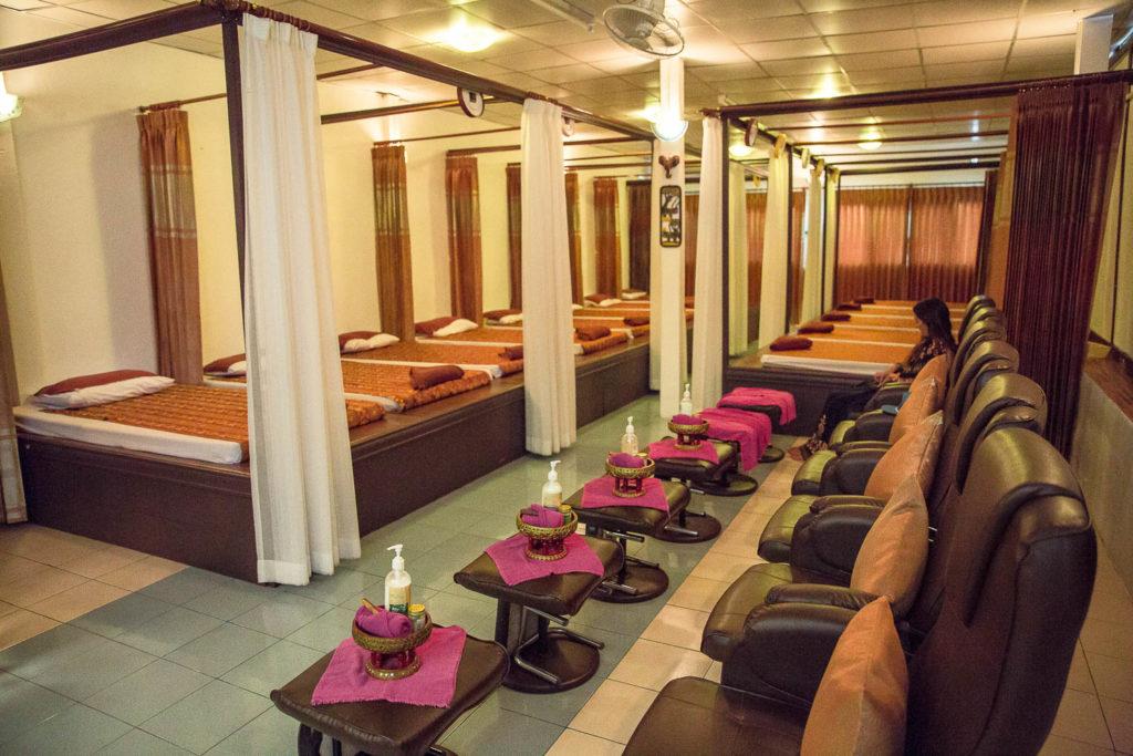 Massage Krabi Thailand