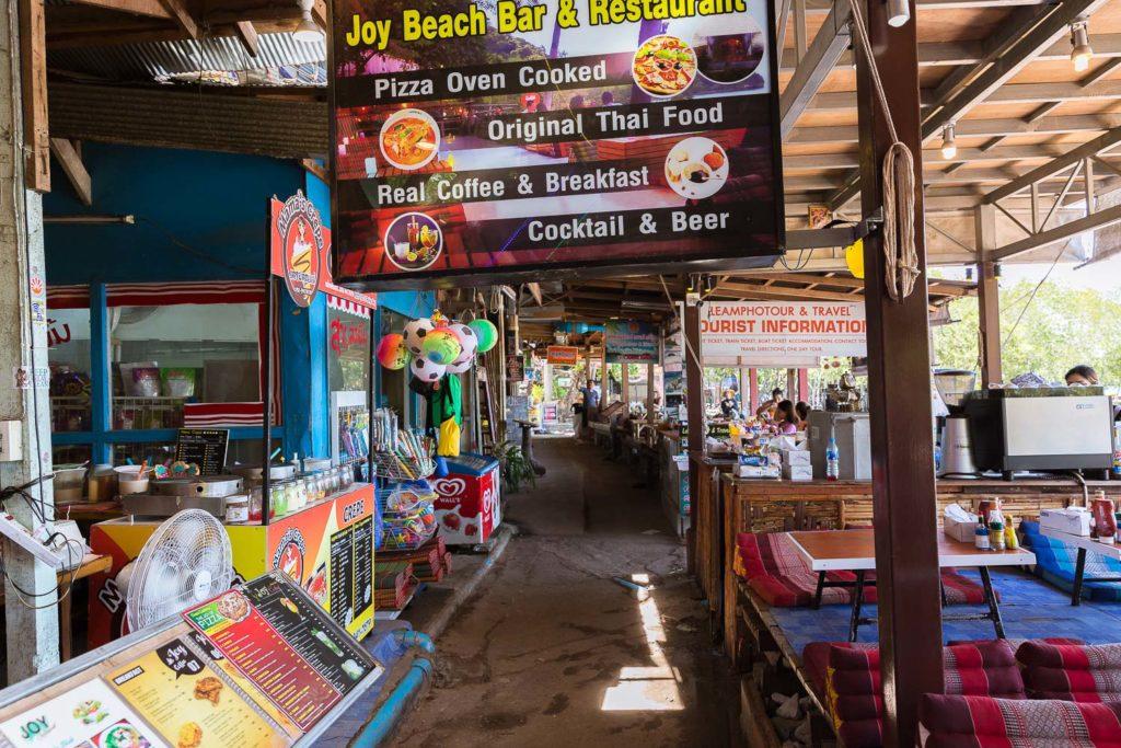 Railay East Krabi Thailand