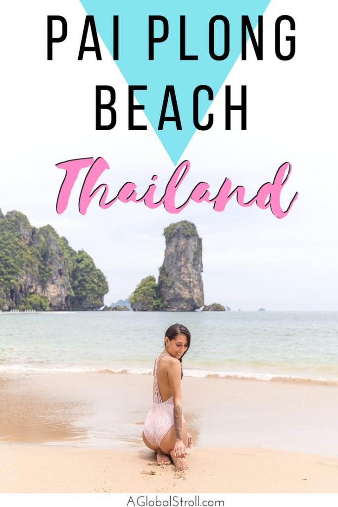 Pai Plong Beach Pin