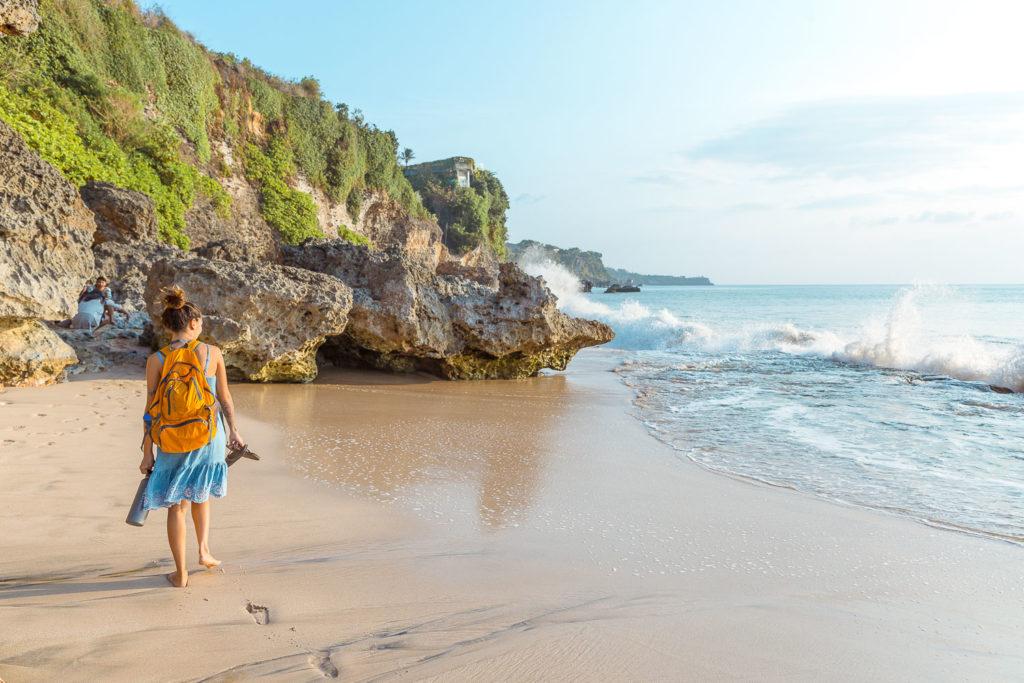 Pantai Tegal Wangi Beach