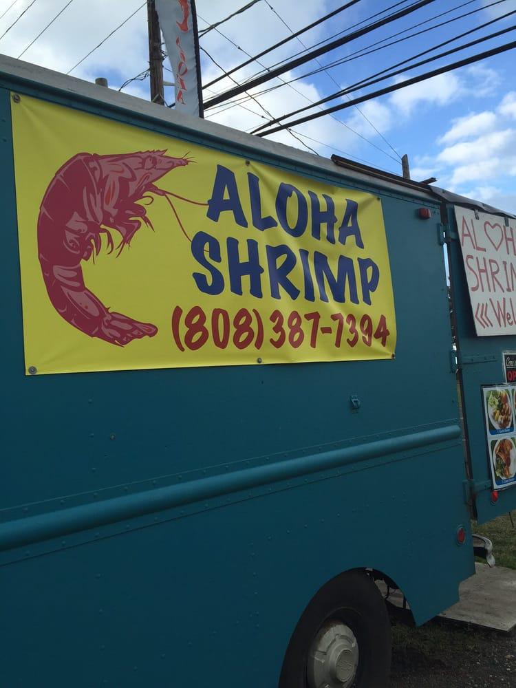 Aloha Shrimp Truck Hauula