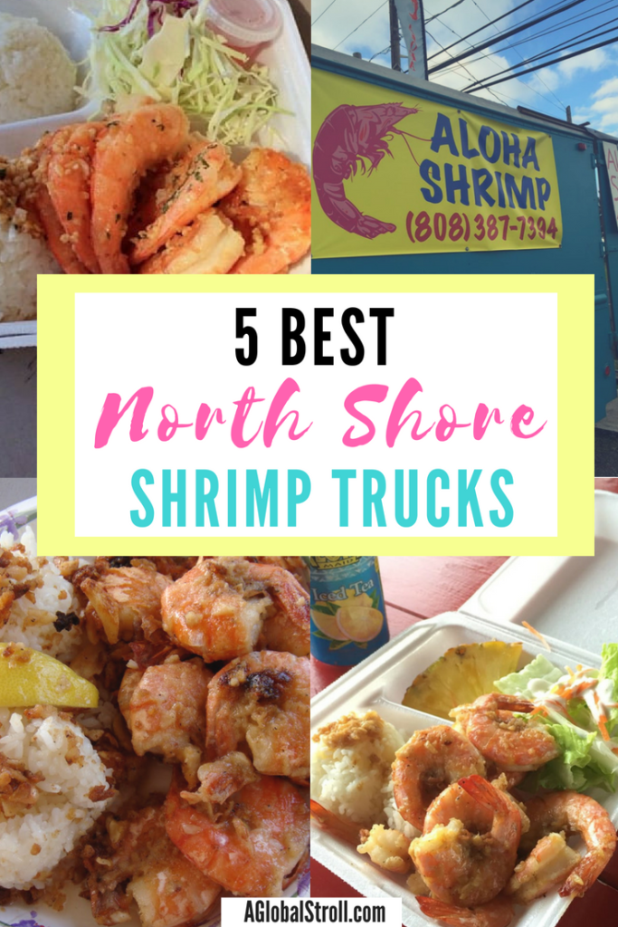 Best Oahu Shrimp Trucks North Shore