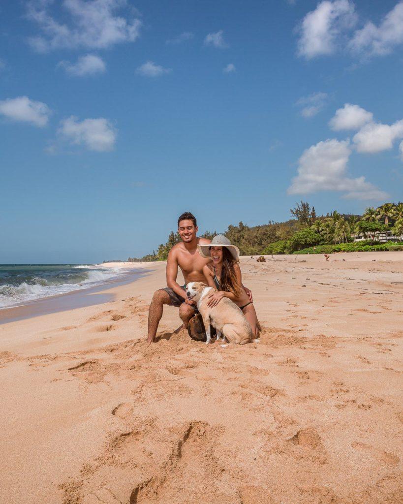 North Shore Beach Hawaii