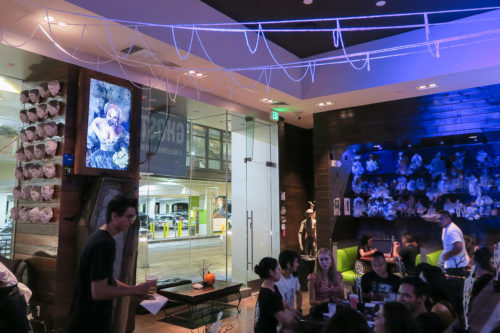 Ghost Bar Honolulu